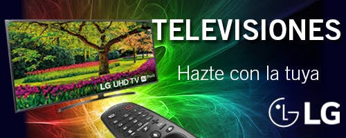 Televisiones LG - Phone House