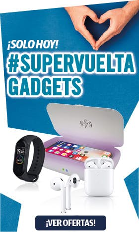 Supervuelta Gadget - Phone House