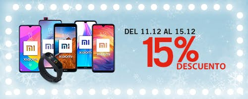 Xiaomi Days hasta -15% - Phone House