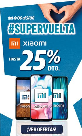 Supervuelta Xiaomi - Phone House