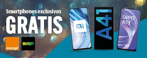 Móviles GRATIS | Phone House