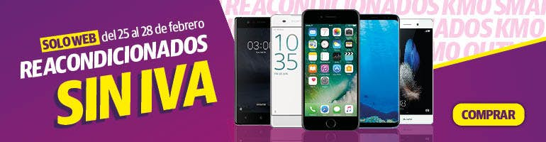 Outlet sin IVA | Phone House