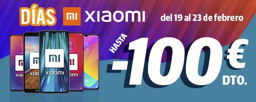 Días Xiaomi - Phone House