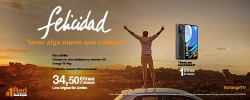 Felicidad con Orange | Phone House