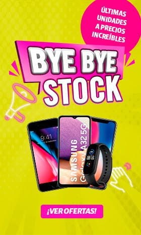 Bye bye stock | Phone House