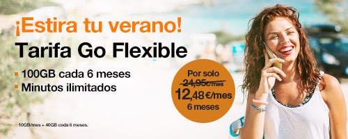 Tarifa Go Flexible