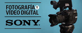 Fotografía y Vídeo Digital Sony