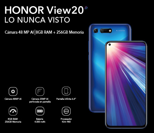 Honor view 20 - Phone House